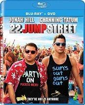 22 Jump Street [Blu-ray + DVD]