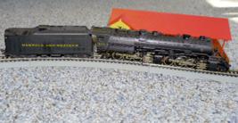 United PFM N & W Y6b 2-8-8-2 Brass HO Train Gre... - $833.50