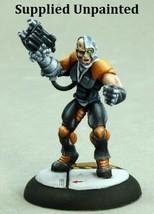 Keryx Cyborg Assassin Reaper Miniatures Chronoscope Sci Fi Ranged Melee RPG - $5.93