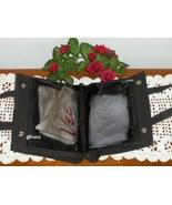 Calvin Klein Obsession Toiletries Bag Brown Travel Nylon Tote Cosmetics ... - $14.99