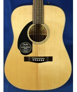 Fender Classic Design CD-60S Solid Top Lefty Acoustic Guitar - $199.99
