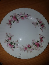 Royal Albert Lavender Rose plates - $28.92