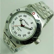 Vostok Amphibian 100825 Montre de poignet de plongeurs russes automatique - $72.78