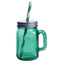 Fitz and Floyd Jolly Rancher Jolly Jar Sippee Mug in Green Apple (Set of 6) - $49.99