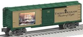 Thomas Kinkade O-GAUGE Boxcar LIO39335 Nib Never Opened - $55.54