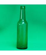 "Vintage (1940s?) Owens-Illinois (Duraglas) 10"" Green Soda Bottle - $2.95"