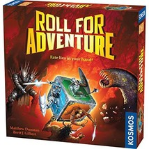 Roll for Adventure - A Kosmos Game from Thames & Kosmos | A Cooperative Dice-Rol