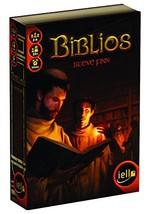 Biblios Board Game - $24.82
