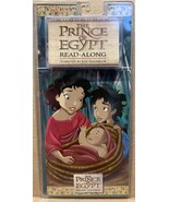 The Prince of Egypt Read Along (32 Page Book & Cassette) 051488008996 - $24.99