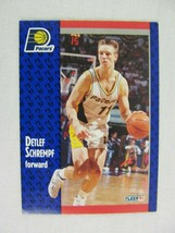 Detlef Schrempf Indiana Pacers 1991 Fleer Basketball Card 85 - $0.98