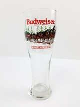 Vintage Budweiser Clydesdale Holiday 1989 Winter Beer Pilsner Drinking G... - $17.77
