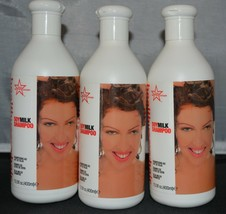 Healthy Sexy Hair Soy Milk Shampoo 13.5oz (3 pack) Color Safe - $31.63