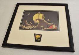Disney Nightmare Before Christmas Framed Pin Set New 467/1450 - $346.50