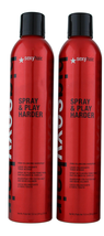 Sexy Hair Spray and Play Harder Firm Hairspray 10 oz (Pack of 2) - $39.99