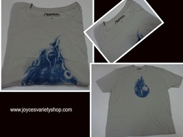 Magic the Gathering Jace The Mind Sculptor T-Shirt SZ 3XL Free Shipping - $10.99