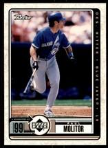 1999 Upper Deck Retro Paul Molitor Toronto Blue Jays #92 - $3.91