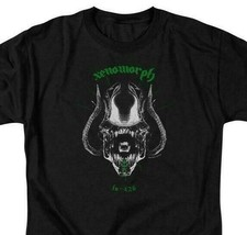 Aliens t-shirt Xenomorph LV-426 horror sci-fi graphic cotton t-shirt TCF406 image 2