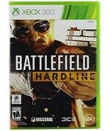 Xbox 360 Battlefield Hardline - BRAND NEW - FACTORY SEALED - FREE SGIPPING - $9.89