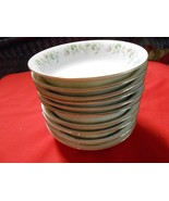 "Beautiful  JOHANN HAVILAND Dinnerware ""Forever Spring""  10 BERRY BOWLS... - $20.50"