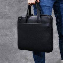 Sale, Full Grain Leather Men Briefcase, Tote, Messenger Bag, Laptop Bag, Shoulde image 6