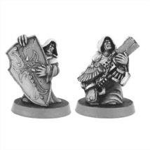 28mm Sci-Fi Miniatures: Servant - Armour Bearers