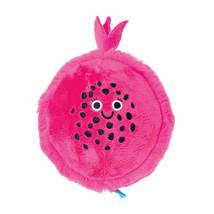 Squeezmeez Squeezable Pomegranate Plush Toy by Manhattan - $12.73