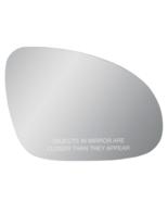 Fits 05-10 VW Jetta 11-14 Wagon Right Pass Convex Mirror Glass Lens w/Ad... - $19.75