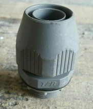 "T&B Thomas & Betts 3/4"" Liquid Tight Bullet Connector FNMC-B Only T&B  - $10.62"