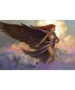 Haunted Ring Goddess Freya Love War Magic Power Beauty Wealth Long Life ... - $1,060.00