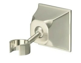 Kohler K-422-BN Memoirs Brushed Nickel Wall Mount Handshower Bracket Holder - $68.31