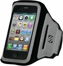 Scosche Neopreno Brazalete Deportivo Funda Para Smartphones - Negro - $7.85
