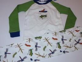 Gymboree 2P Boys Bugs sleepwear size 3 NWT - $13.98