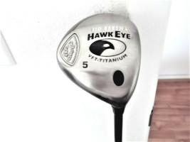 Callaway Big Bertha Hawk Eye VFT RH 5 Wood Ladies Flex Graphite W/Head Cover. - $39.55