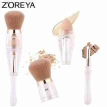 Zoreya® Multi-function Makeup Brush Super Soft Synthetic Hair Cosmetic T... - €12,89 EUR