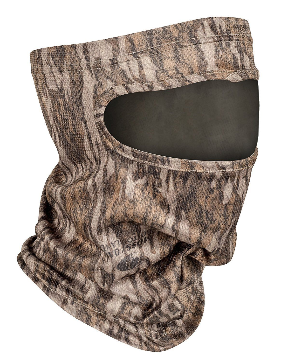 Camo Turkey Hunting Face Mask Head Net Mesh Duck Deer Camouflage Coverage Green