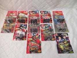 Racing Champions NASCAR Originals 1999 Lot of 12 Some 2-Car Sets Brooks ... - $48.37