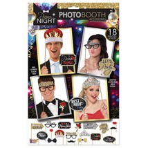 Forum Novelties Prom Party Supplies Photo Booth Props - $52.94