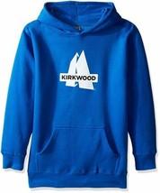 XL-14 Boy's Hoodie Ouray Sportswear Kirkwood Resort Go-to Hooded Sweatshirt NEW