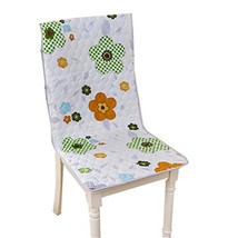 PANDA SUPERSTORE Duplex Pad One-Piece Chair Coverings Backrest Cushion Office Ch