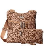 NEW BAGGALLINI WOMENS HORIZON CROSSBODY SHOULDER BAG WITH ZIP WALLET JUN... - $49.45
