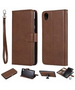 XYX Wallet Case for Xperia L1, 2-in-1 PU Leather Wallet Cases with Detac... - $13.84