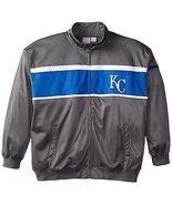 MLB Majestic Kansas City Royals Men's Tricot Track Jacket - $29.95+