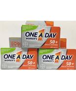 3X One A Day Womens 50+ Healthy Advantage Multivitamin 65 Per Box EXP 07/21 - $20.78