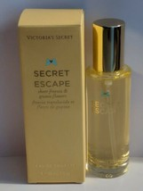 Victoria's Secret Secreto Escape EDT Eau de Toilette Spray 29.6ml - $16.15
