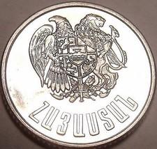 Gem Unc Armenia 1994 1 Dram~1st Year Of Any Coinage - $3.31