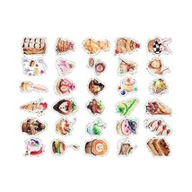 Post Cards Cake Shape Greeting Cards Set of 30 - £11.83 GBP