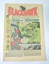 DC Comics Blackhawk No. 214 November 1965 NO COVER - $9.74