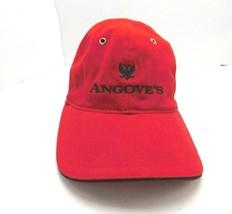 Angoves Australian Wine Alcohol Hat Cap Strapback Red Liquor  - $9.89