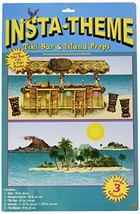 Tiki Bar & Island Props Party Accessory (1 count) (8/Pkg) - $7.63