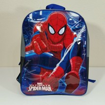 Marvel Ultimate Spider-man Children's Glossy Backpack NWT - $15.95